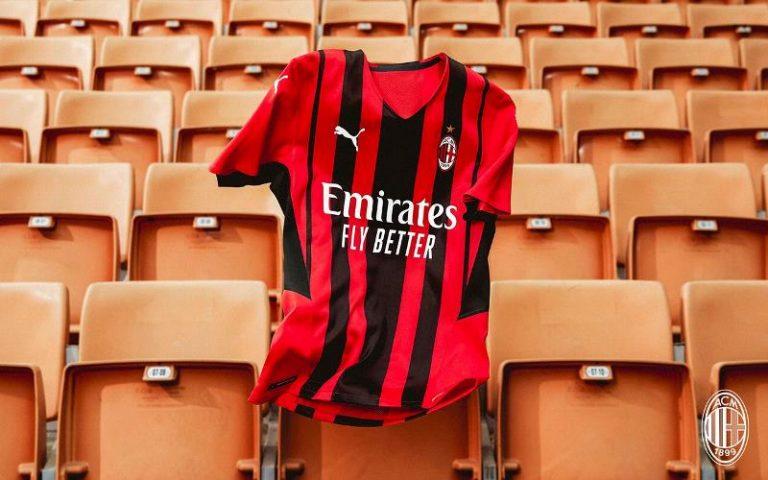 Il Milan presenta la nuova maglia: lo spettacolo della divisa