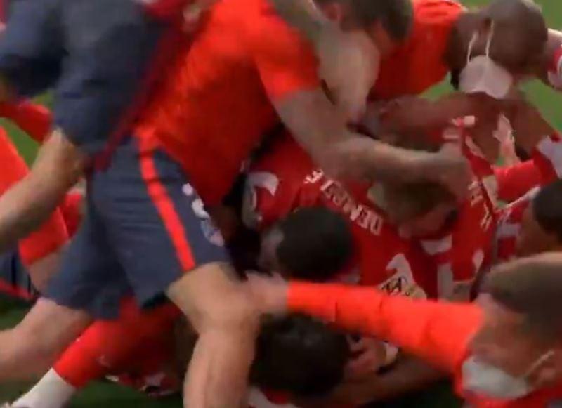 gol Suarez