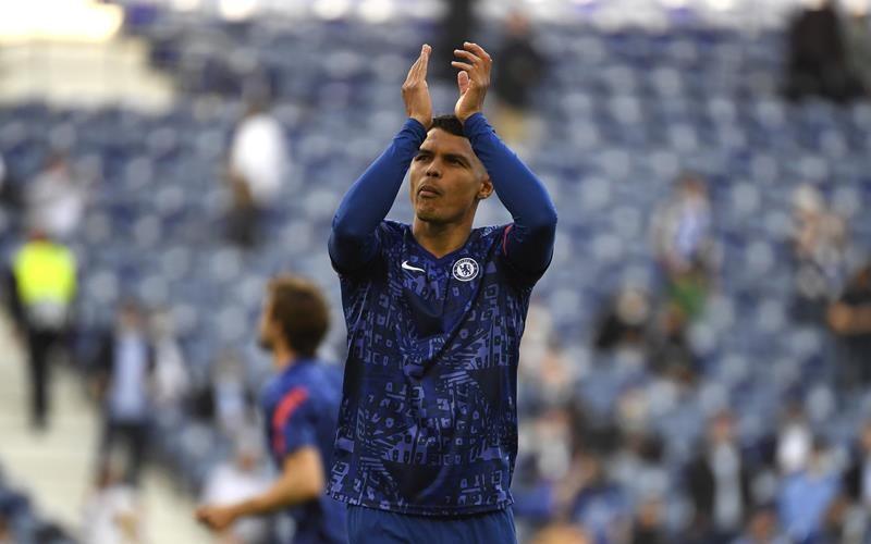 L'infortunio di Thiago Silva, il difensore lascia la ...