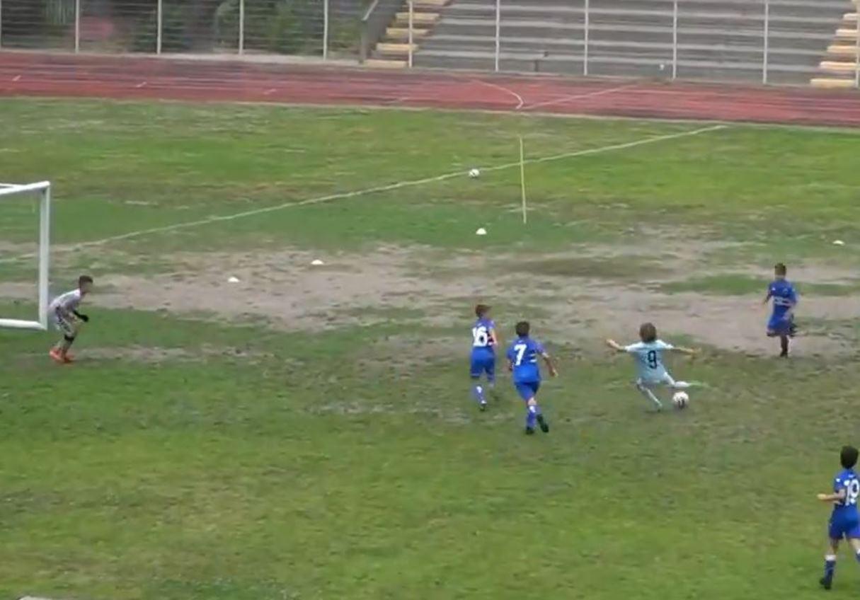 Il figlio di Cassano regala spettacolo: il gol è da stropicciarsi gli occhi [VIDEO]