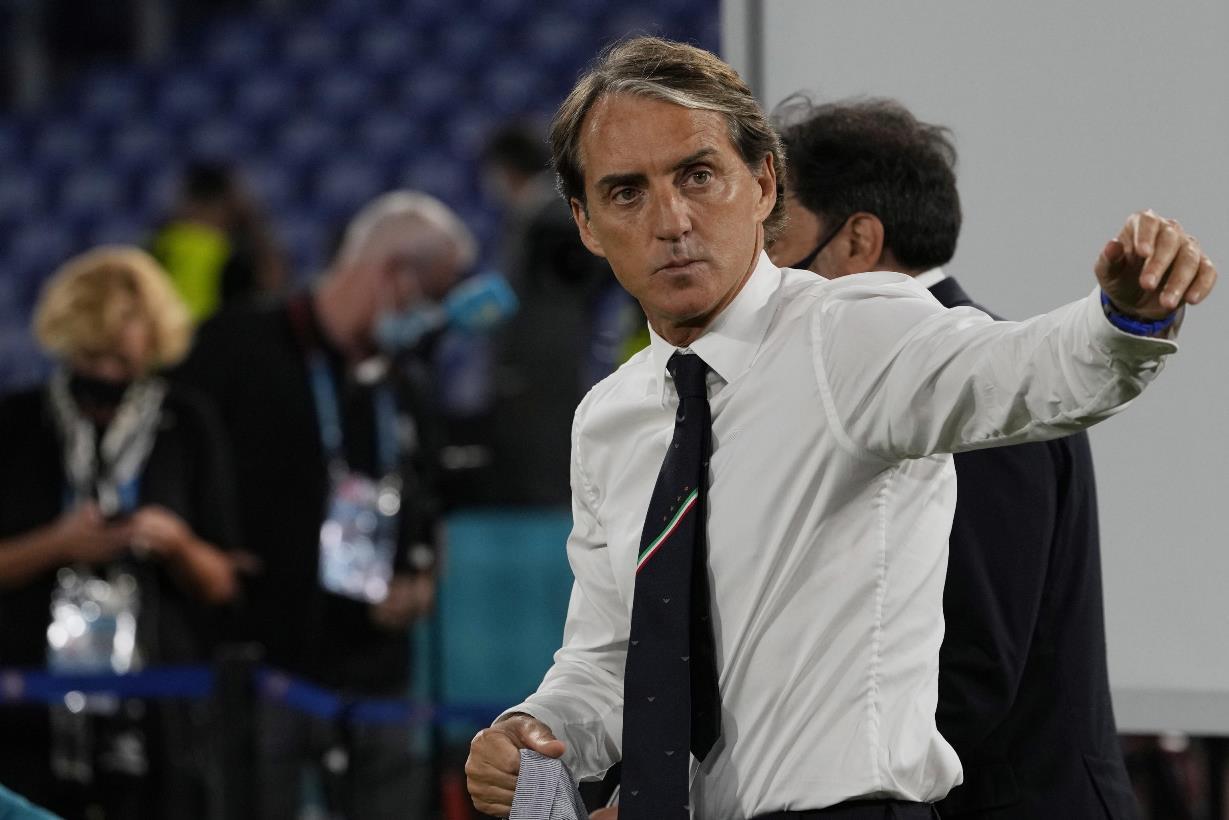 Italia Svizzera, le probabili formazioni: un solo cambio per Mancini, la chiave tattica del match