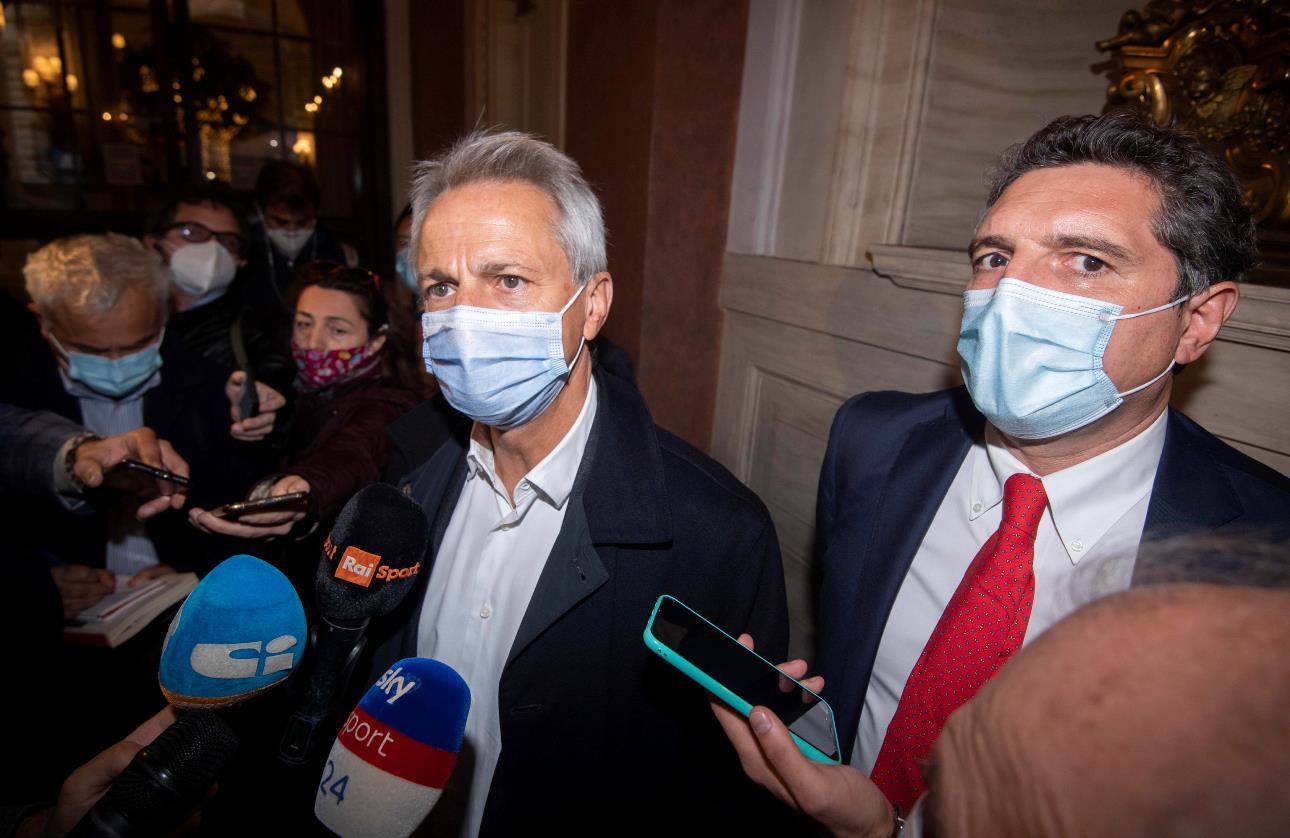 """Serie A, il presidente Dal Pino: """"interventi per arginare la crisi dei club"""""""