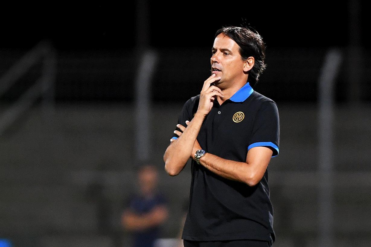Inter, la pausa di riflessione di Simone Inzaghi