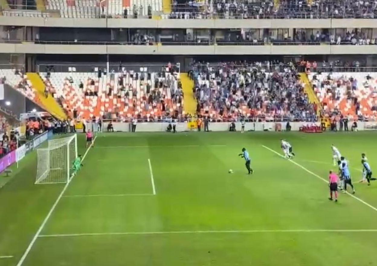 Balotelli torna al gol: prima vittoria per l'Adana di Montella [VIDEO]