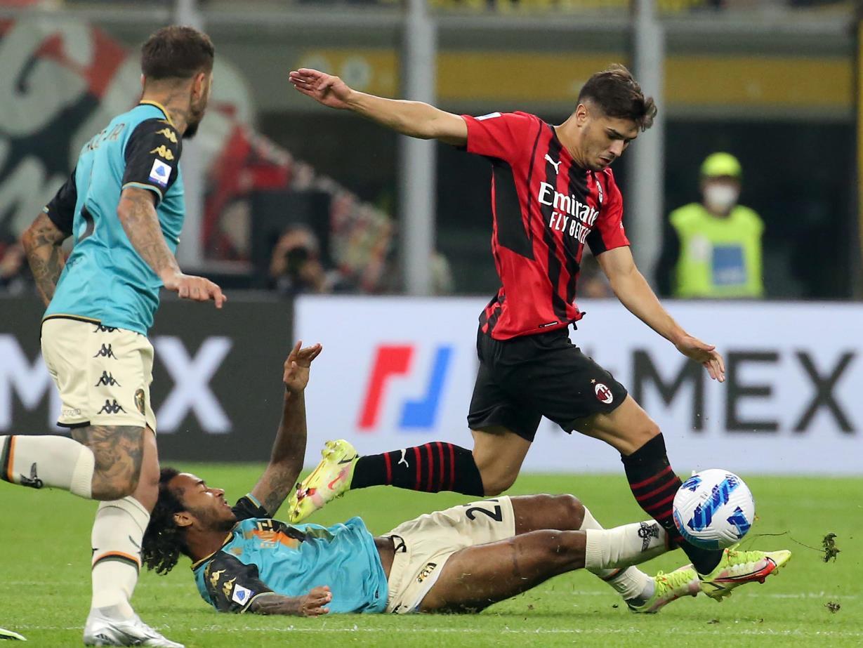Un'altra tegola per il Milan: Brahim Diaz è positivo al Covid 19