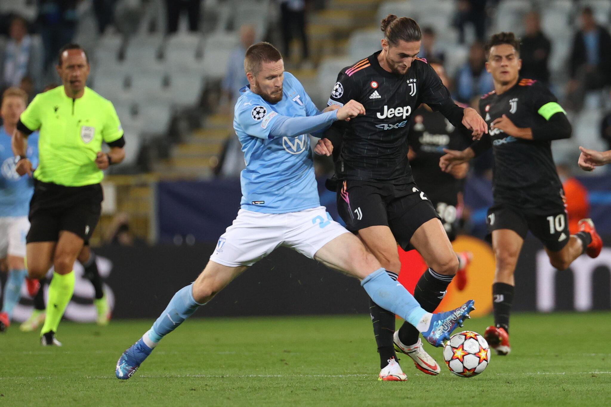 Malmoe-Juventus 0-3, le pagelle: è riscatto bianconero ...