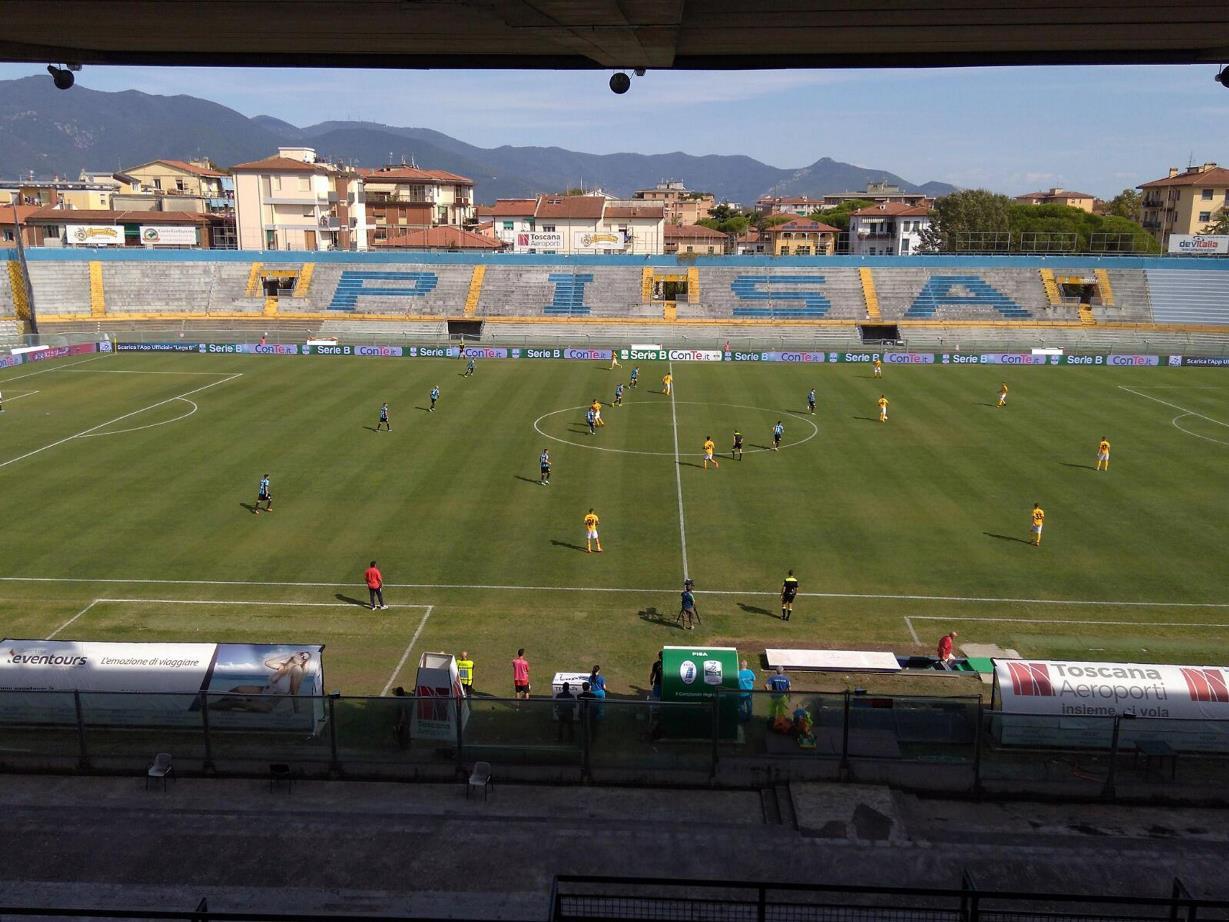 I risultati di Serie B, 4ª giornata: il Pisa è inarrestabile, il Cittadella vince con il minimo sforzo. La classifica