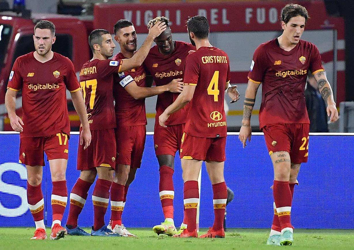 Roma Udinese 1 0, le pagelle: basta Abraham, i giallorossi riscattano il ko di Verona [FOTO]