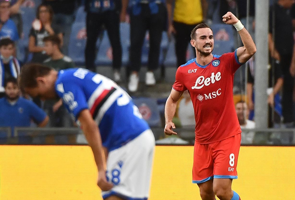 I risultati di Serie A, 5ª giornata: Napoli in testa, poi Inter e Milan. La nuova classifica