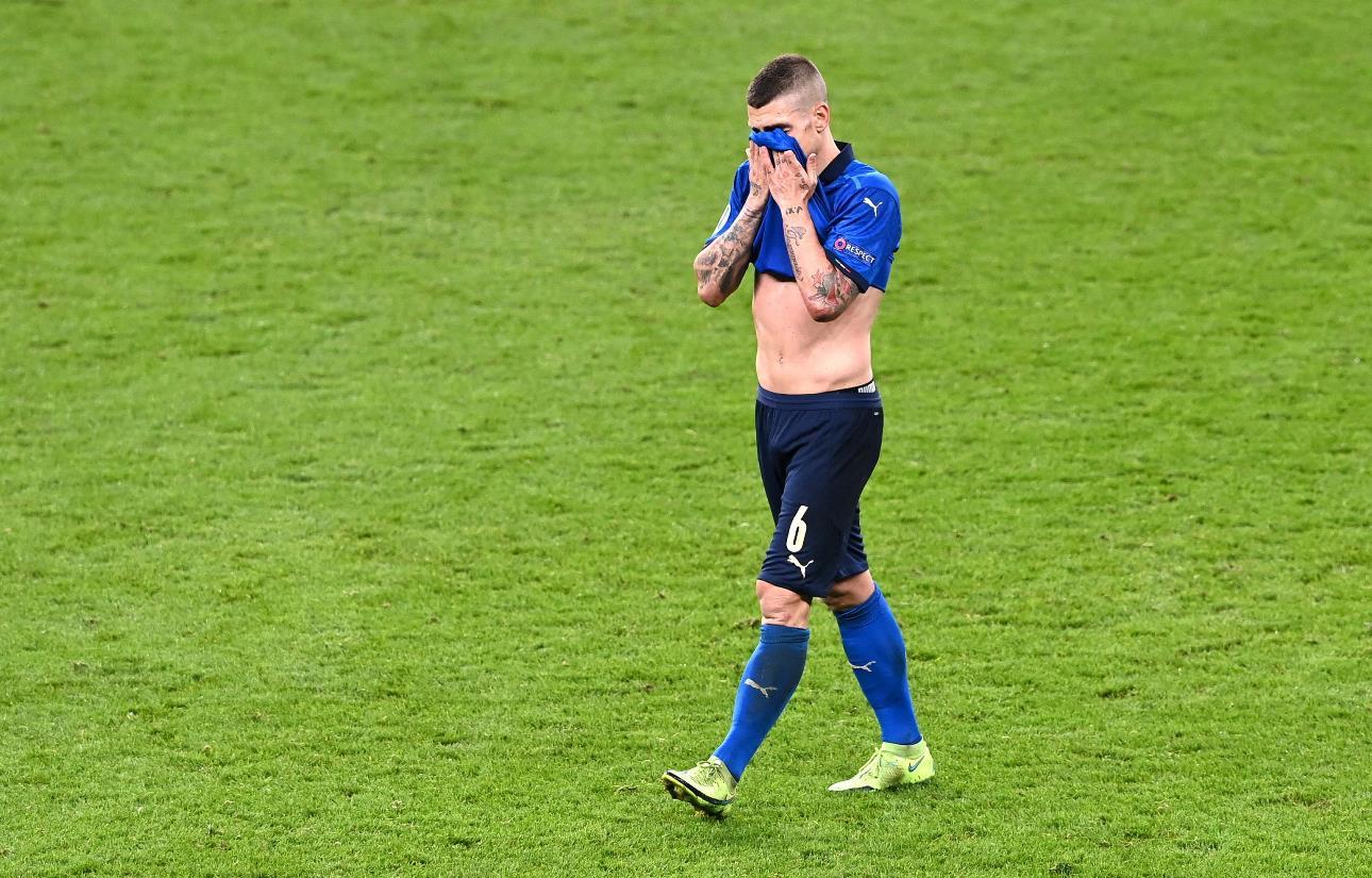 Nazionale, tegola per Mancini: infortunio per Verratti, out contro la Svizzera