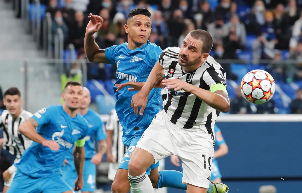 """Juventus, Bonucci punzecchia Cristiano Ronaldo: """"prima giocavamo solo per lui"""""""