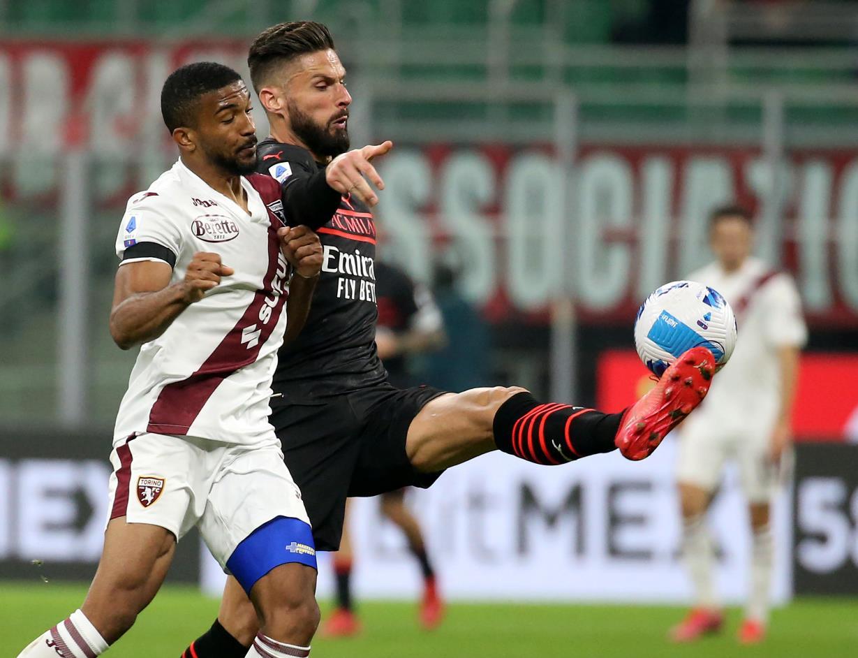 Il Milan non si ferma più, successo con il minimo sforzo contro il Torino